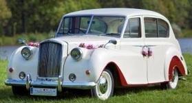2 x Austin Princess, auto limuzyna retro Warszawa