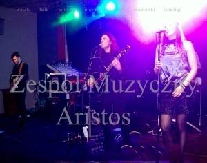 Zespół muzyczny Aristos -naprawdę dobra muzyka