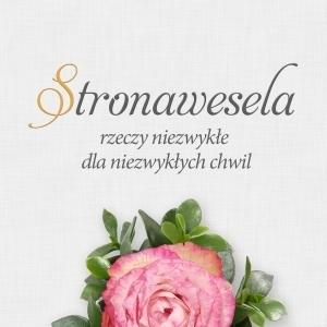Stronawesela - Oryginalne zaproszenia ślubne